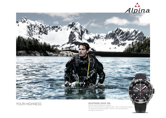 Client: Alpina Watches Switzerland gallery
