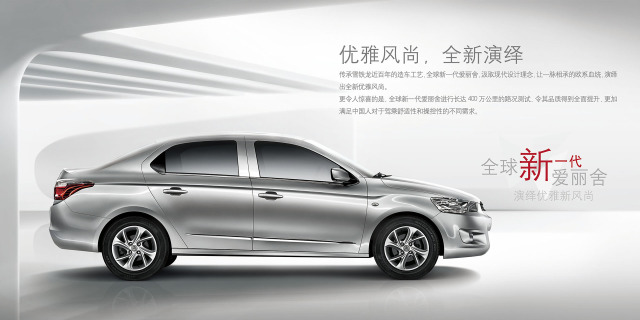 Client: DongFeng Citroen, China  gallery