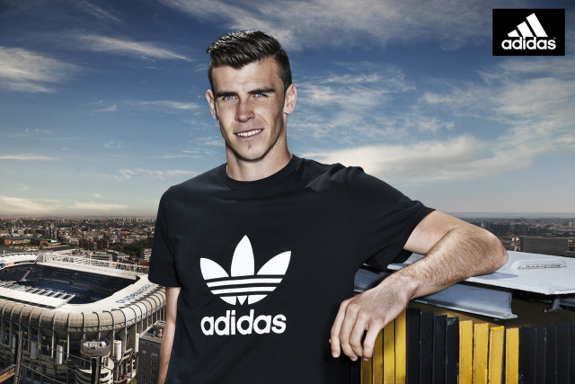 Gareth Bale by Jesus Alonso for Adidas gallery