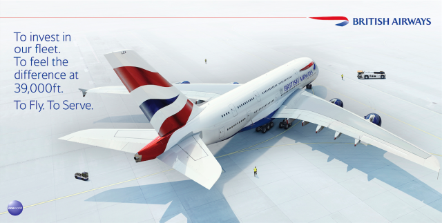 Client: British Airways gallery