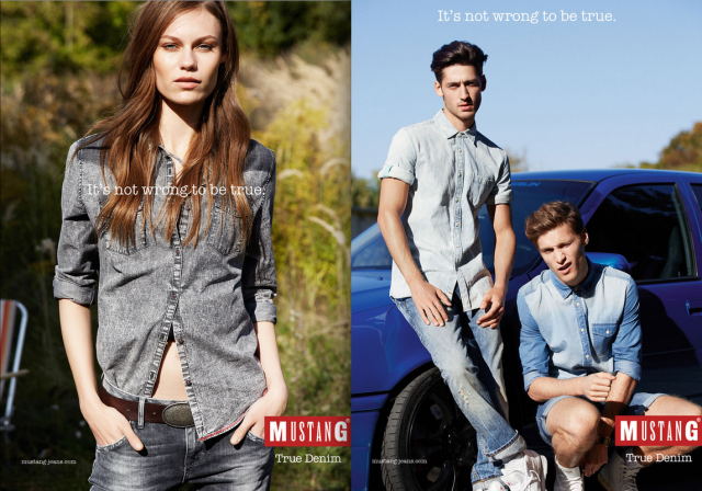 Client: Mustang Campaign gallery