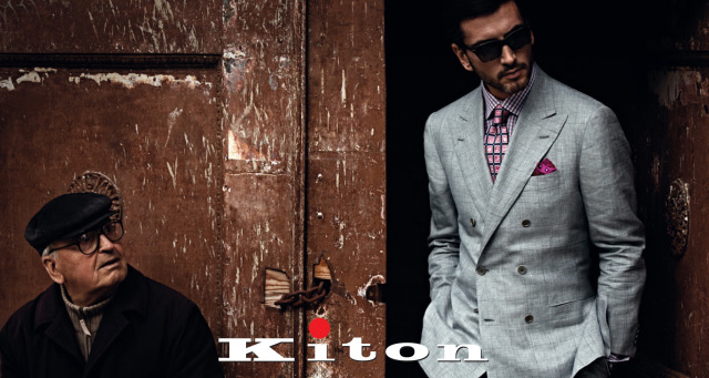 Client: Kiton gallery