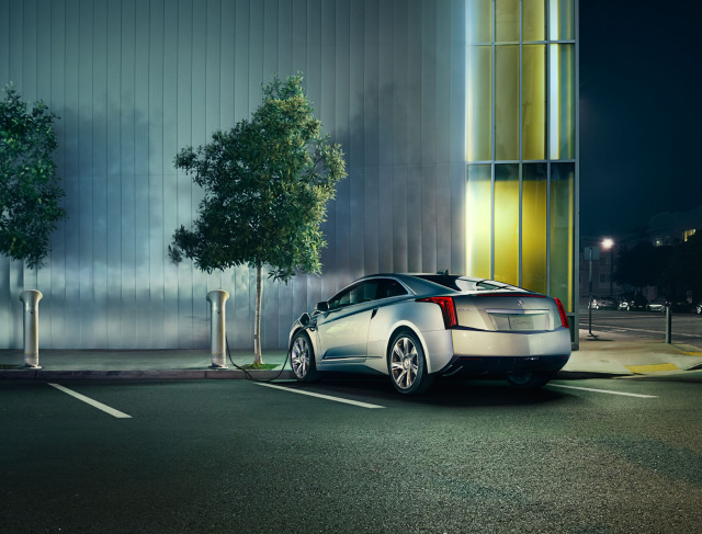Client: Cadillac ELR gallery