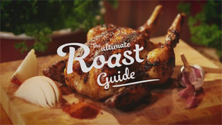 Home Economist and Food stylist Seiko Hatfield for Sainsburys Ultimate Roasts Guide gallery