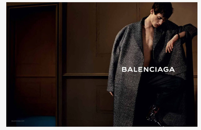 Photographer: Josh Olins for Balenciaga gallery