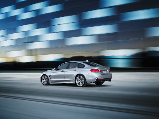 BMW 4 Series gallery