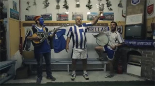 Client: Visa FIFA World Cup - Greece gallery