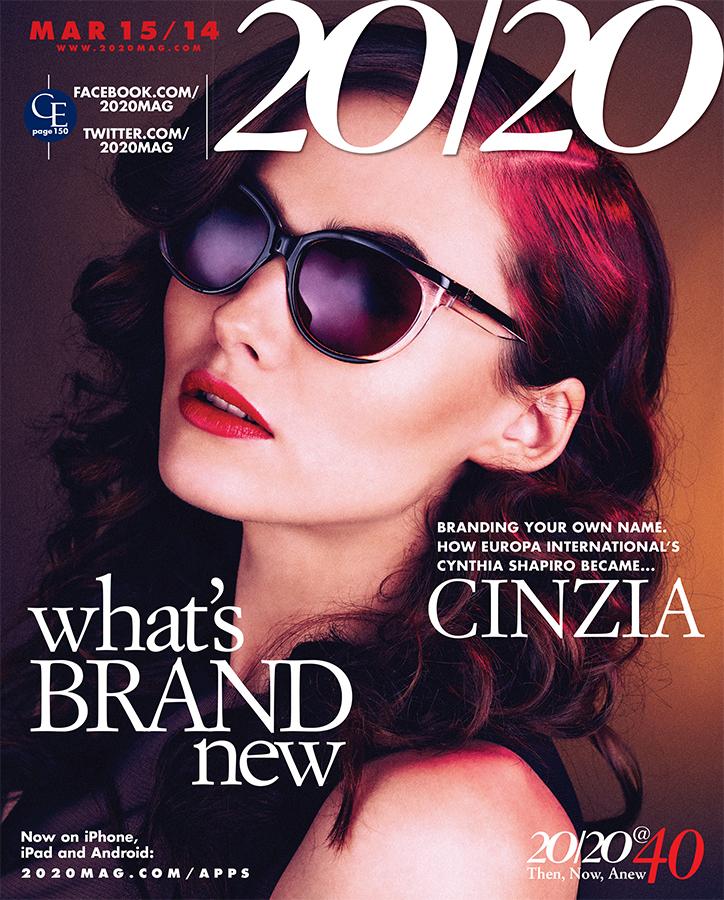 Magazine: 20/20 March 2014
