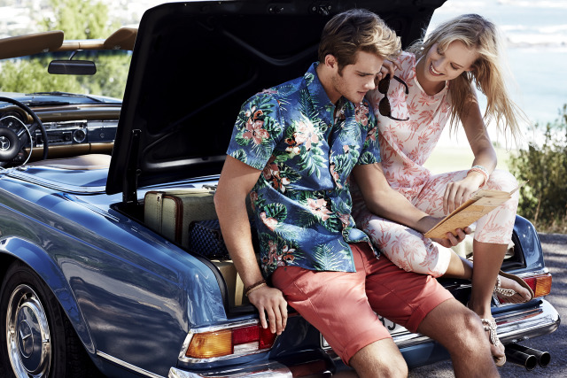 Campaign: LC Waikiki Summer 2014  gallery