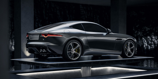 Campaign: Jaguar F-TYPE gallery