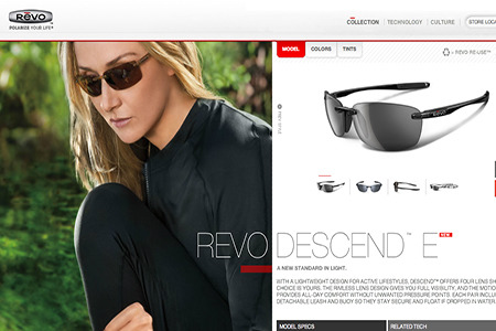 Project: REVO Sunglasses USA gallery