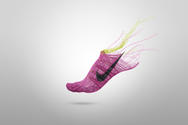 Client: Nike Fly Knit gallery