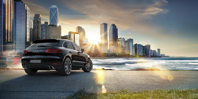 Stephan Romer for Porsche Macan gallery