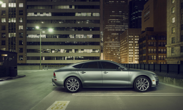 Audi - A7 series gallery