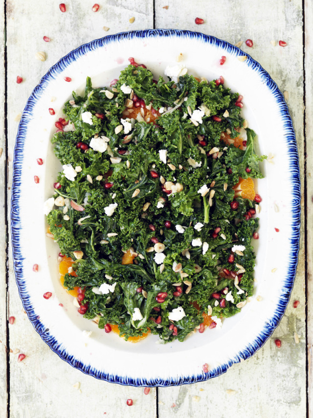 Kale & Clementine Salad gallery