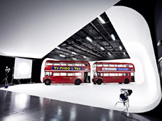 COVER IMAGE: PARK ROYAL STUDIOS, LONDON