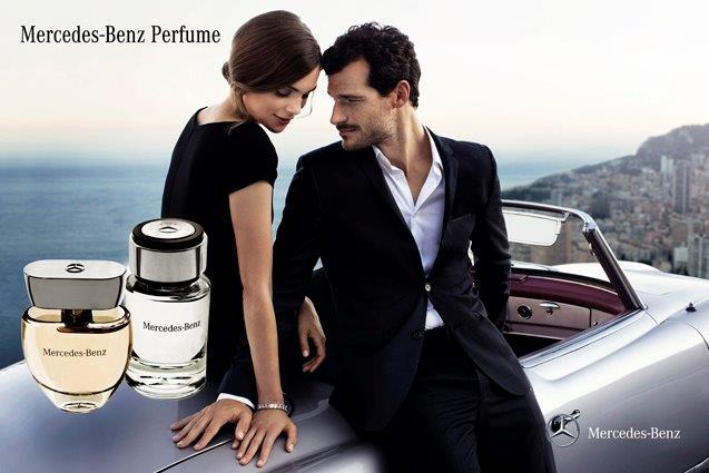 Client: Mercedes-Benz Perfume gallery