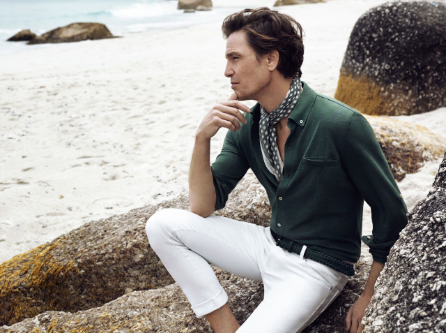 Campaign: Ramsey Spring Summer 2014 gallery