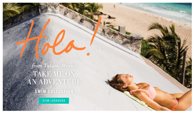Client: Aerie US - 2014  gallery