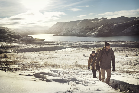 Client: Timberland, Winter 2013 in Yukon, Canada gallery