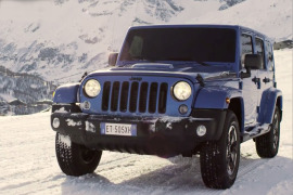 Title: JEEP WRANGLER POLAR #CLIMB gallery