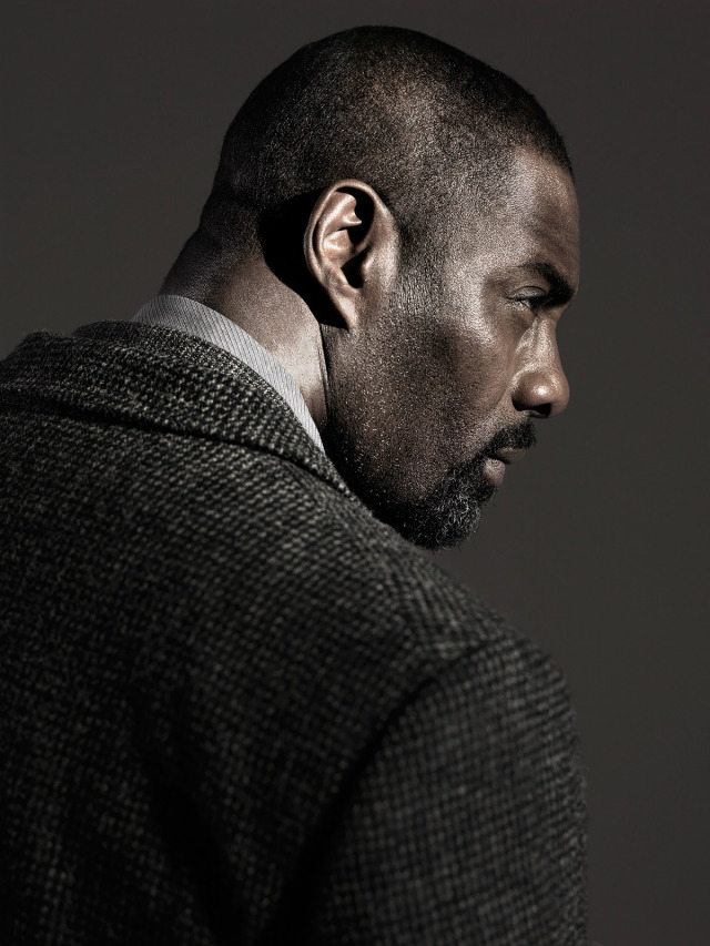 Photo: Steve Neaves for BBC - Luther gallery