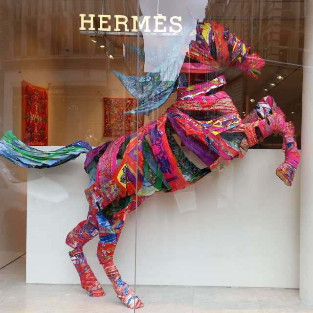 Client: Hermes gallery