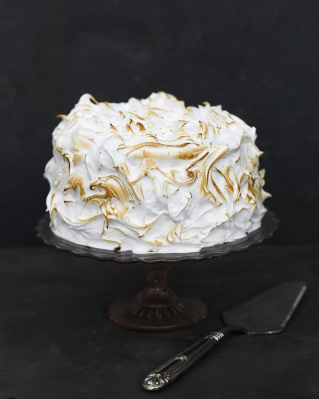 Coconut Meringue Cake gallery