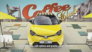 Title: MG3 'Go P3rsonal'  TVC gallery