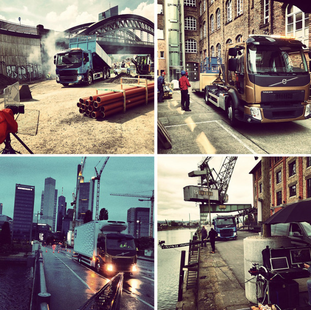 Client: VOLVO Trucks Europe gallery