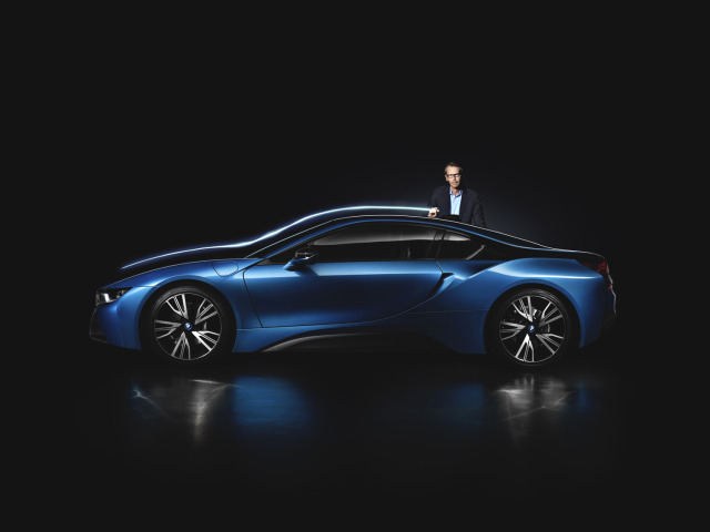 Client: BMW - i8 gallery