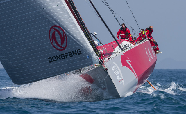 Client: Dongfeng Race Team gallery