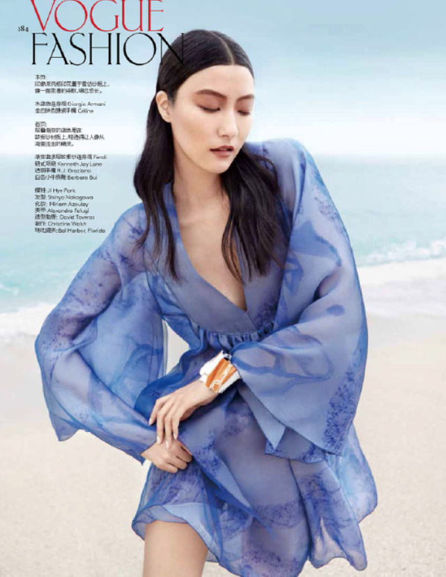 Photo: Bobette Cohn for Vogue China gallery