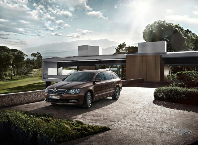 Photo: Manu Agah for Skoda Laurin & Klement gallery