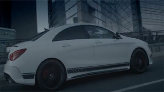 Client: Mercedes CLA La Defense TVC gallery