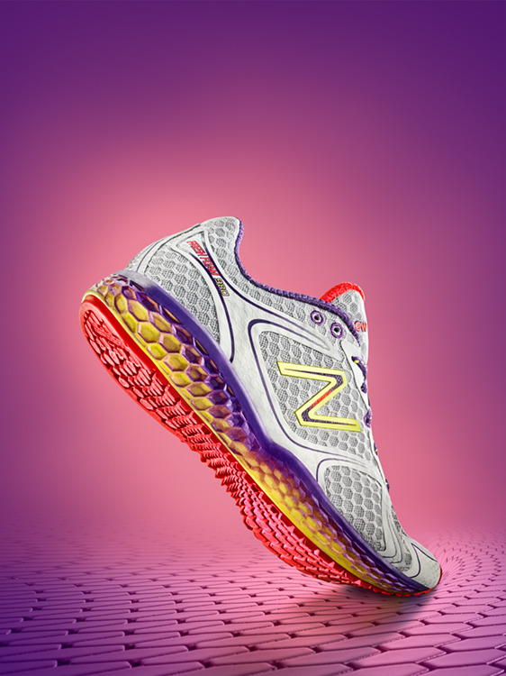 Client: New Balance gallery