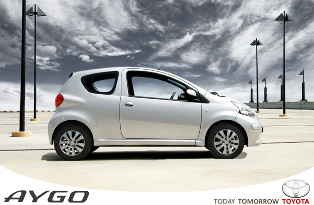 Client: Toyota Aygo gallery