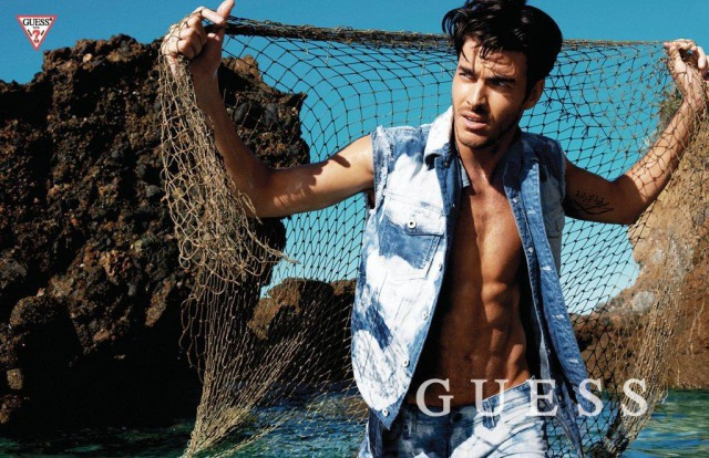 Client: Guess SS 2014 Campaign gallery