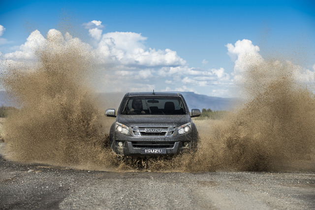 Client: Isuzu South Africa gallery