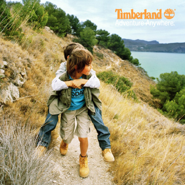 Client: TIMBERLAND KIDS Europe gallery