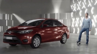 Campaign: Toyota Yaris gallery