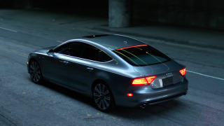 Audi A7 Running gallery