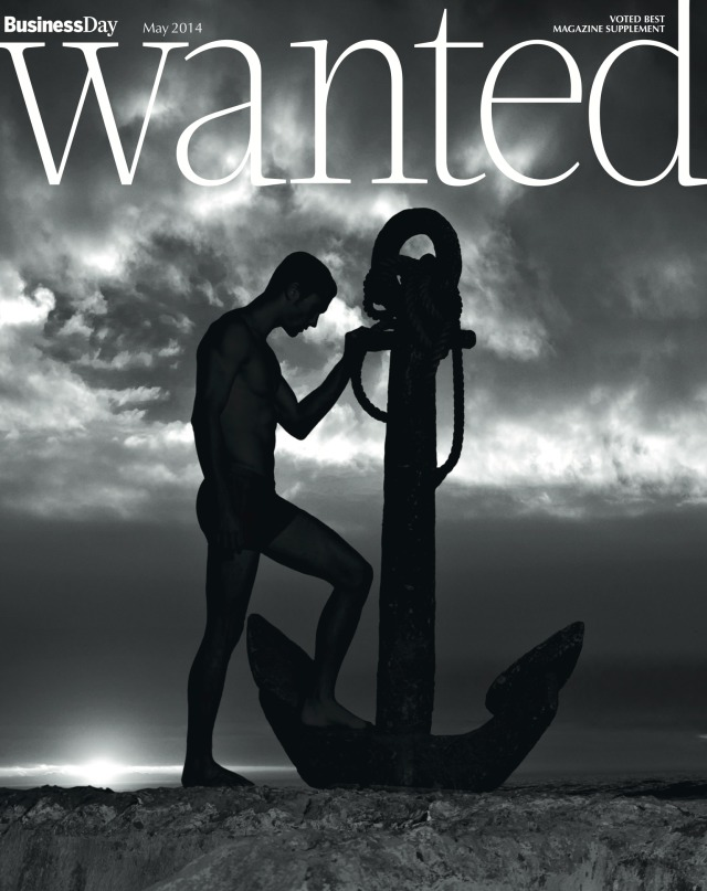 Client: Wanted Magazine's  'A Sea Fable' gallery