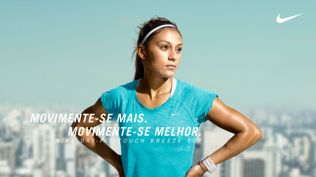 Campaign: Nike Dri-Fit Touch gallery