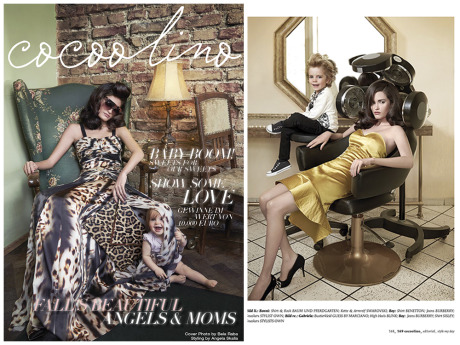 Client: Cocoon Magazine/ Cocoolino gallery