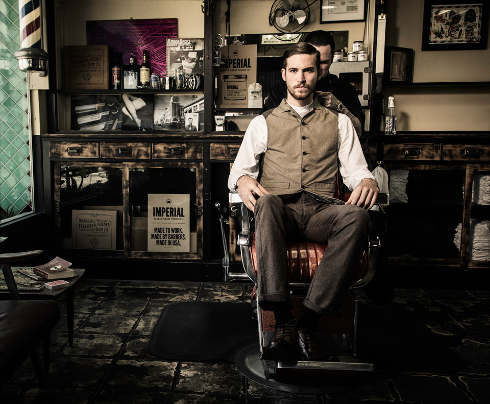 fashioned mens barber shop - 960×791