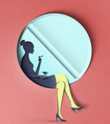 Eiko Ojala magazine feature