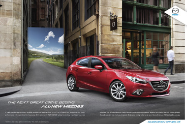 Client: Mazda gallery