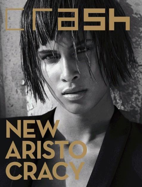 Magazine: Crash Magazine October 2014 gallery