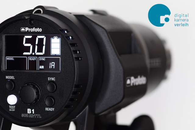 Product: Profoto B1 Off - Camera Flash with TTL metering gallery
